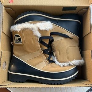 SOREL Tovoli II Winter Boots Curry Waterproof